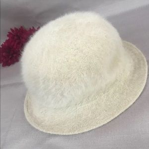 Halper Brothers Made In FRANCE Rabbit Hair Hat